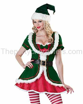 santa helper for hire
