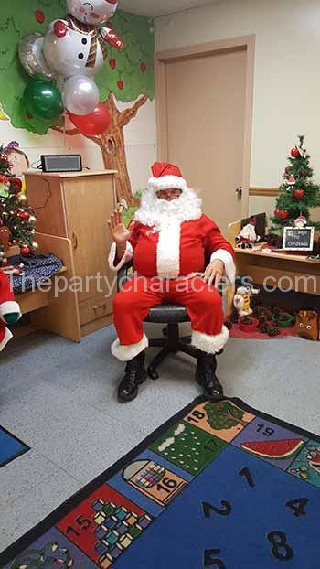 rent santa for hire