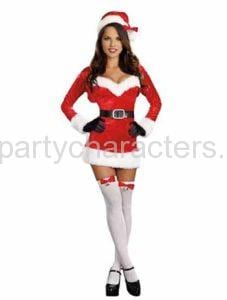 miss santa for hire