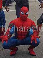 spider man superhero party