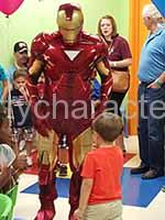 iron man superhero party