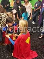 supergirl superhero party