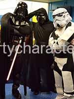 party characters for hire in san antonio tx