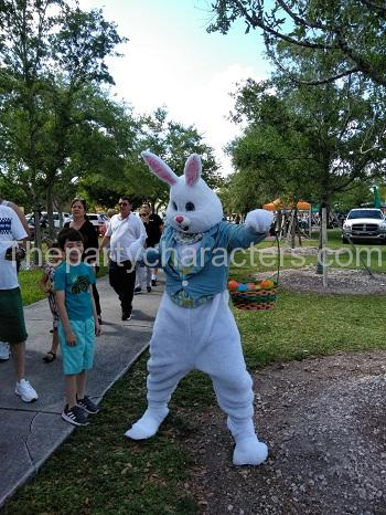 Easter Bunny Rented