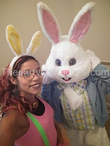 Hire Easter Bunny for Party