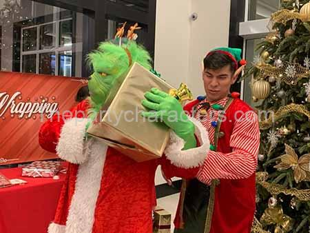 rent a grinch